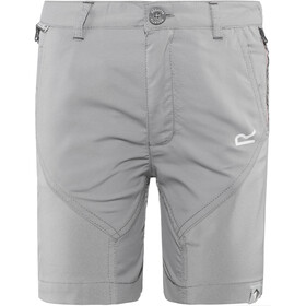 Regatta Sorcer Mountain Shorts Kids Rock Grey